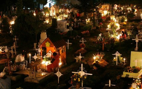 Austria's Seleenwoche, or All Souls' Week. Picture credit: SacBee