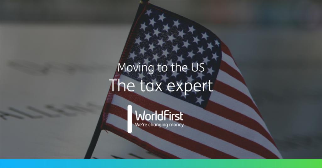 Tax expert US