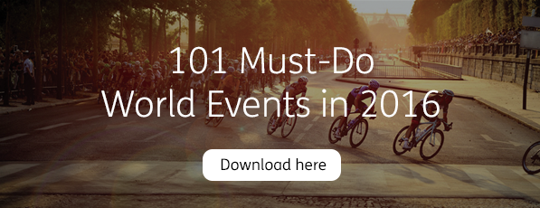 101 Things To Do Around The World In 2016
