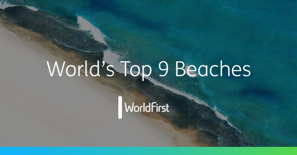 top 9 beaches