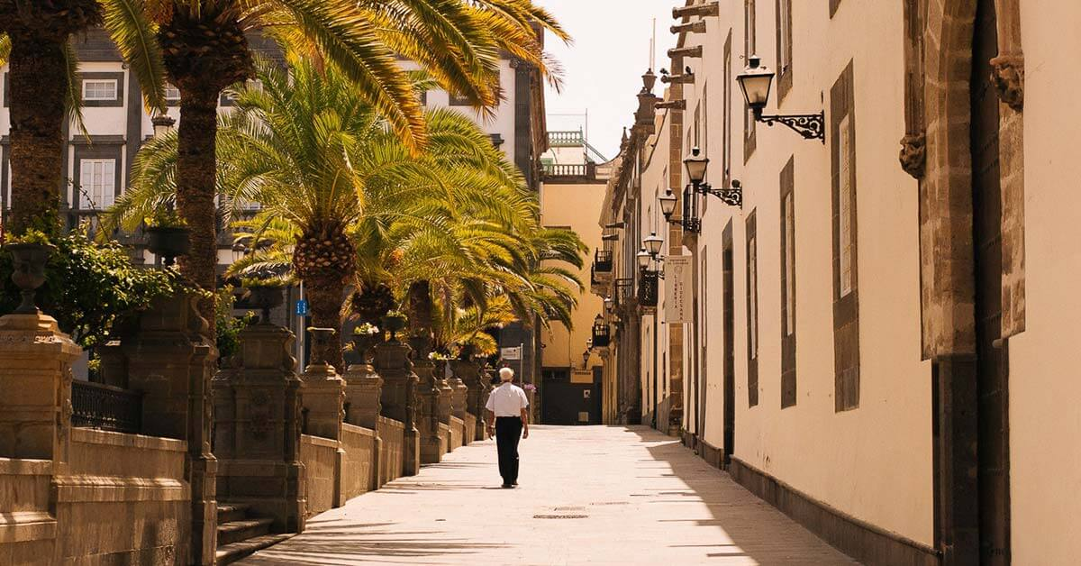 do spanish pensioners get free holidays