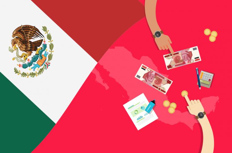 Mexican Peso In 2020