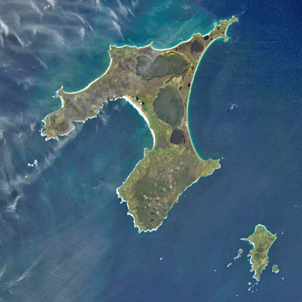 Chatham Islands
