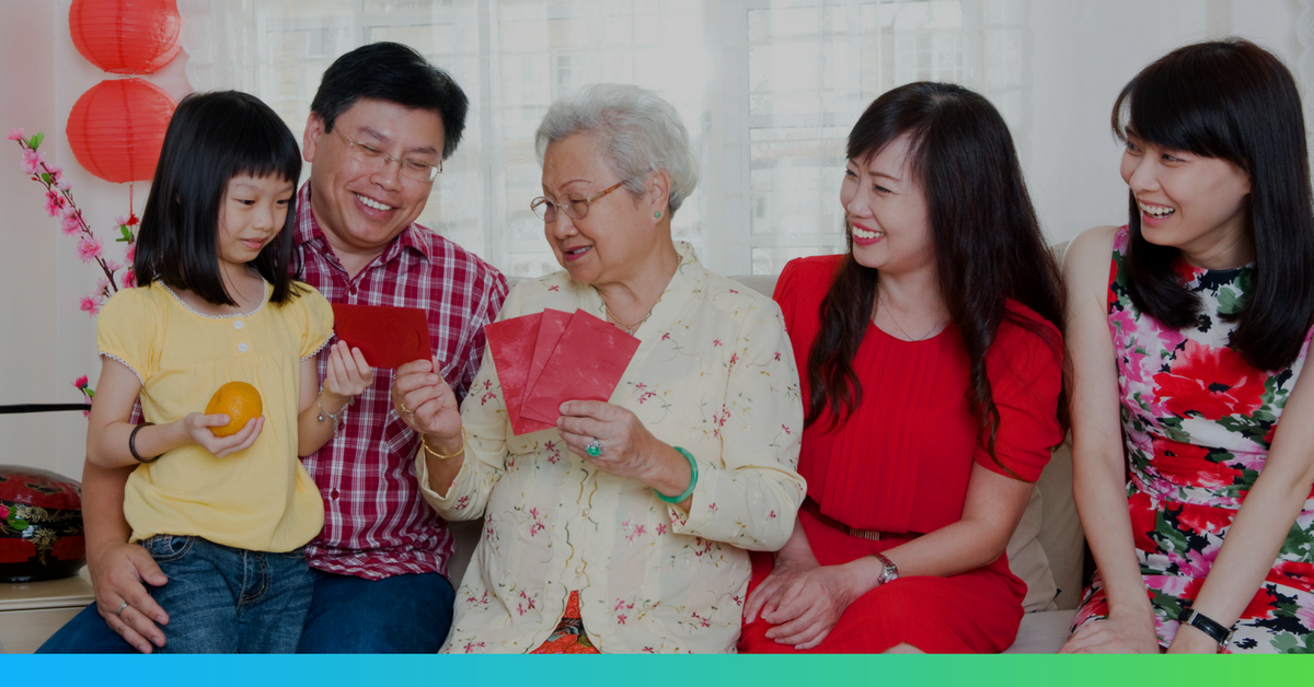 8 ways to connect with business clients during Chinese New Year family