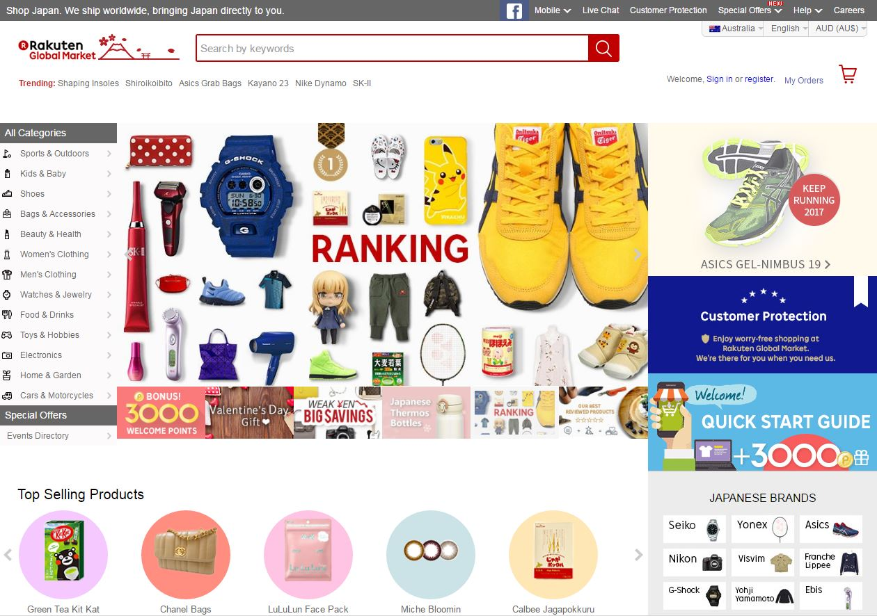7 online marketplaces in Asia you should get to know - WorldFirst AU