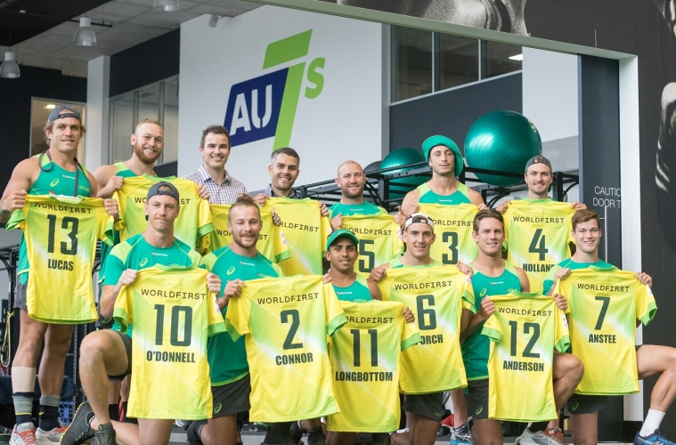 Worldfirst Signs Sponsorship With Australian Men S Rugby Sevens Team