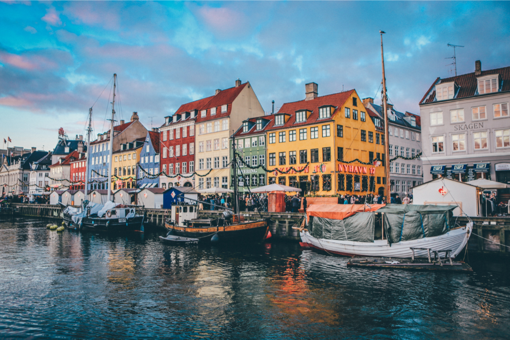 Denmark comes out top in Northern Europe when it comes to doing business