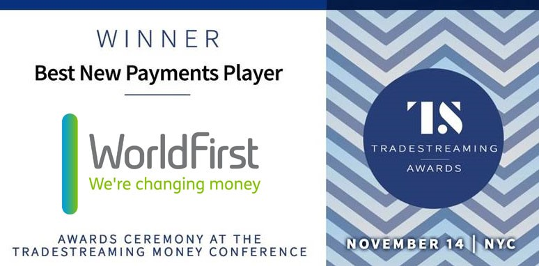 tradestreaming award
