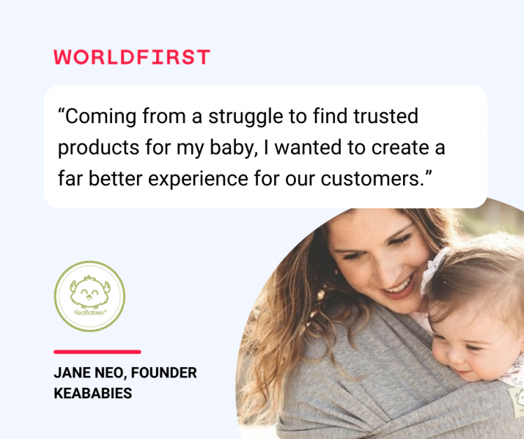 KeaBabies review from Jane Neo