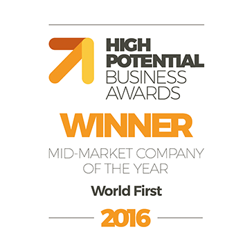 High Potential Business Awards