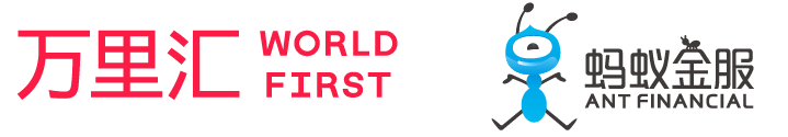 Ant Financial X WorldFirst Logo